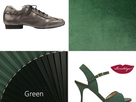 The Colour of Spring: Green