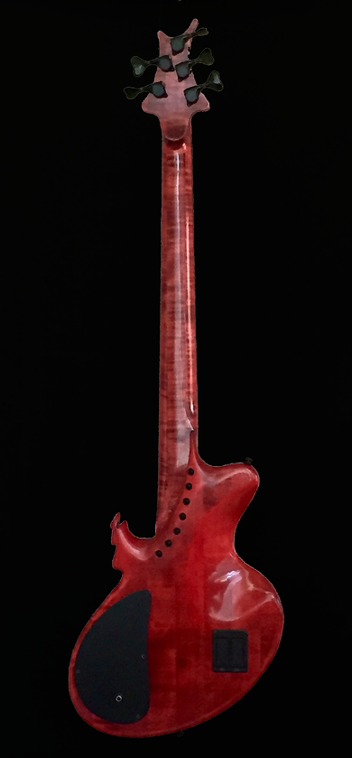 Torun Instruments Nova Bloody Red Bass