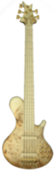 Torun Instruments Posh Natural Burl