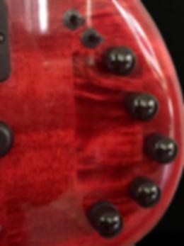 Torun Instruments Nova Bloody Red Bass