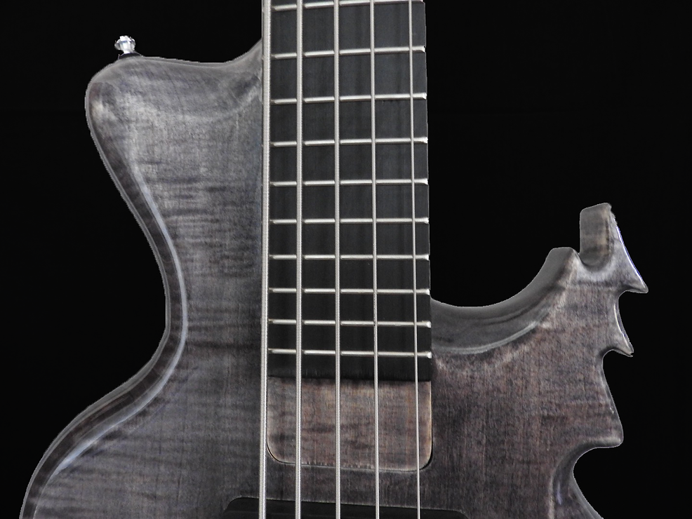 Torun Instruments Nova Grayish Black Bass