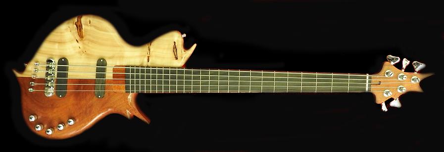Torun Instruments Nova poplar Bass