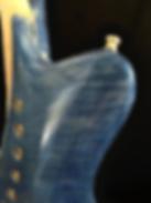 Torun Instruments Lynx 24karat gold Ocean Blue Bass