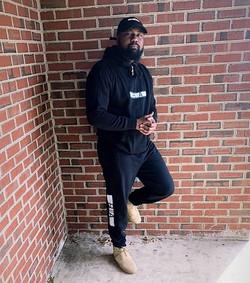 CEO fit 🔥🔥 @blackallureclothing #black