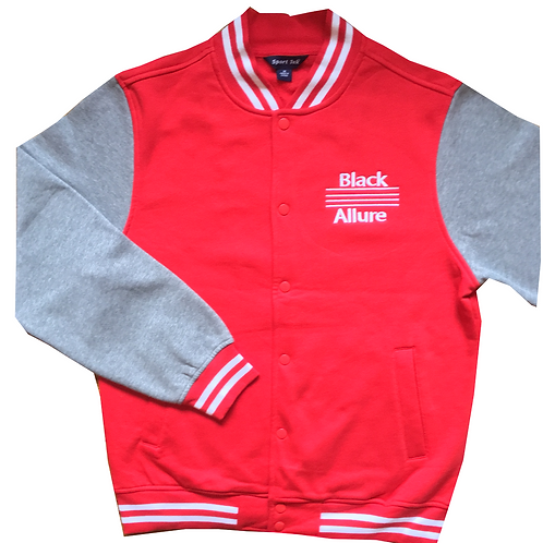 Varsity Red/Heather