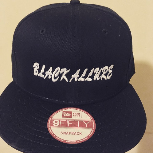 Black Allure SnapBack NB