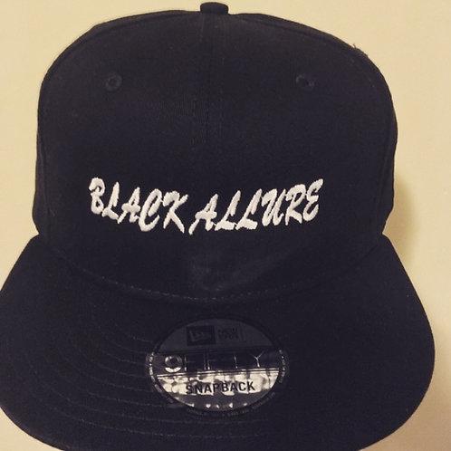 Black Allure SnapBack BLK