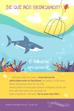 O tubarão aprisionado