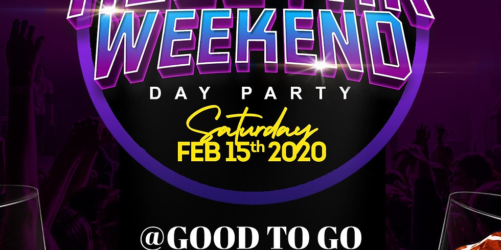 ALL STAR WEEKEND DAY PARTY