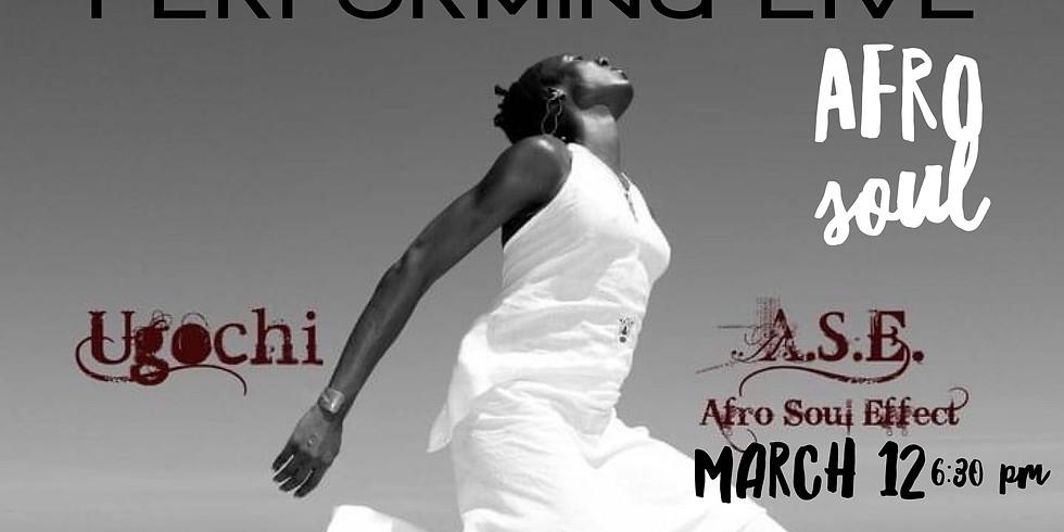 UGOCHI & THE AFRO SOUL  ENSEMBLE