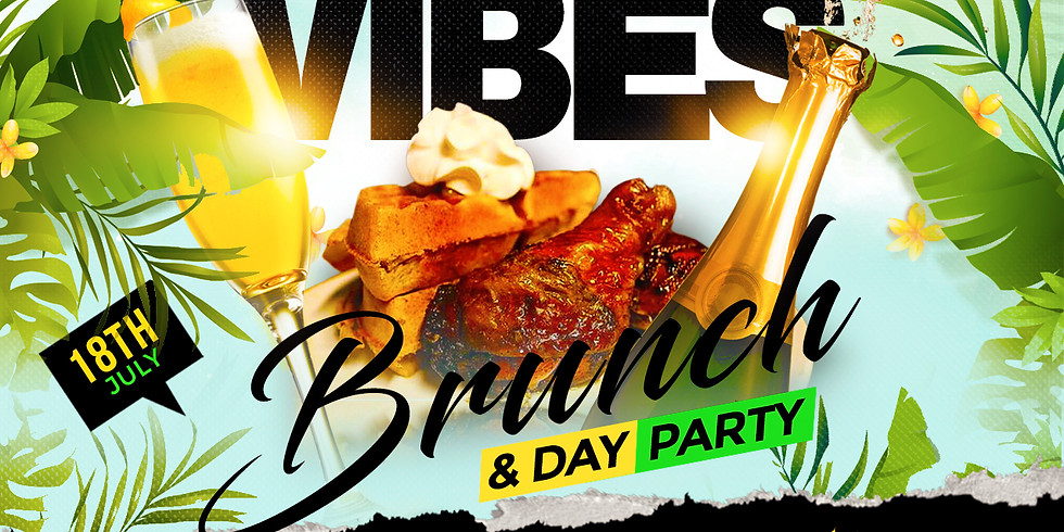 GARDEN VIBES BRUNCH & DAY PARTY