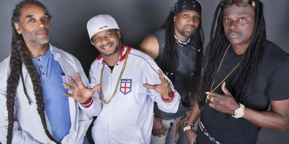 Devon Brown & Love This Reggae Band