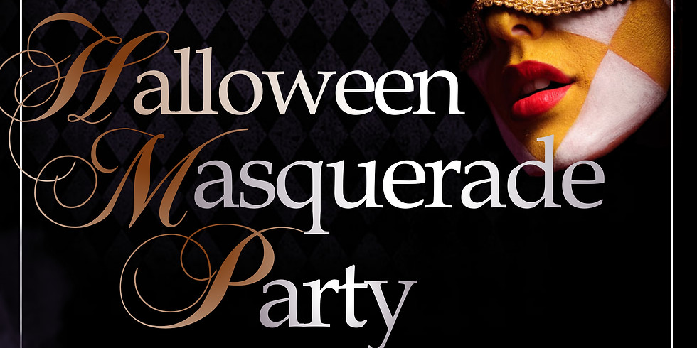 First Annual Masquerade Party