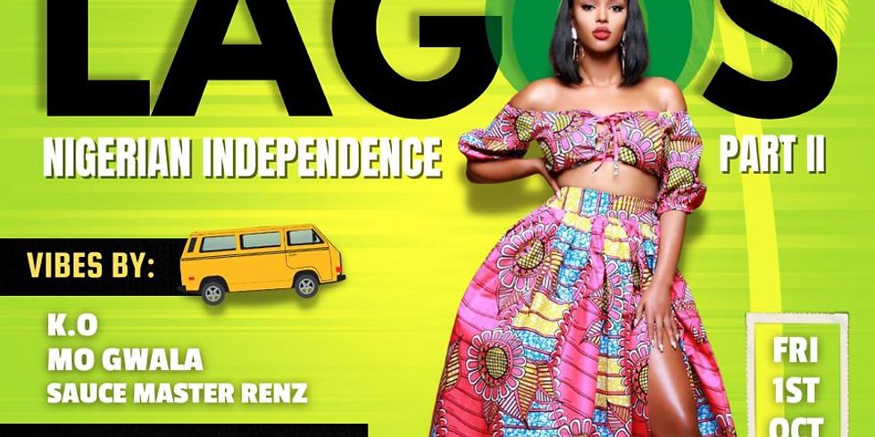 Touchdown Lagos II: Nigerian Independence Celebration!