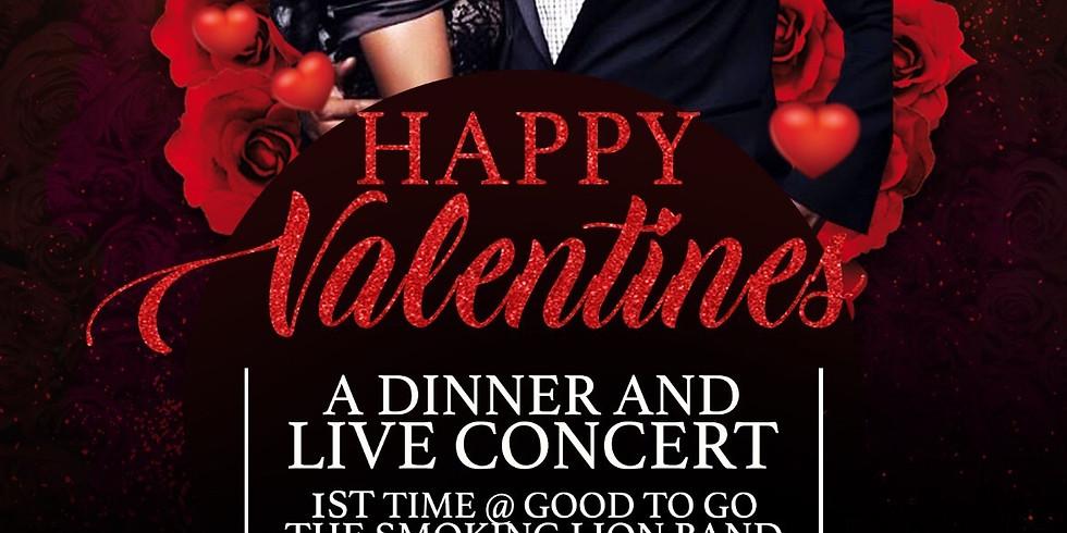 Valentine's Day 2020 Dinner & Concert
