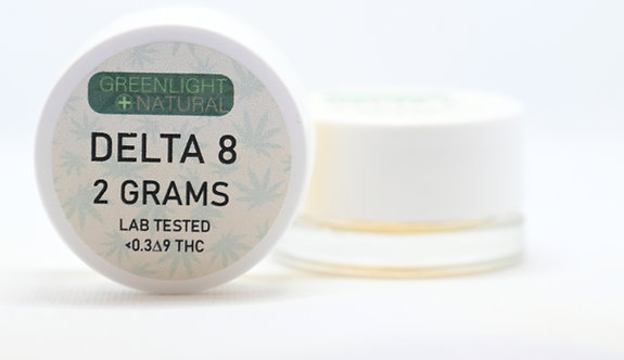 Delta 8 THC Concentrate