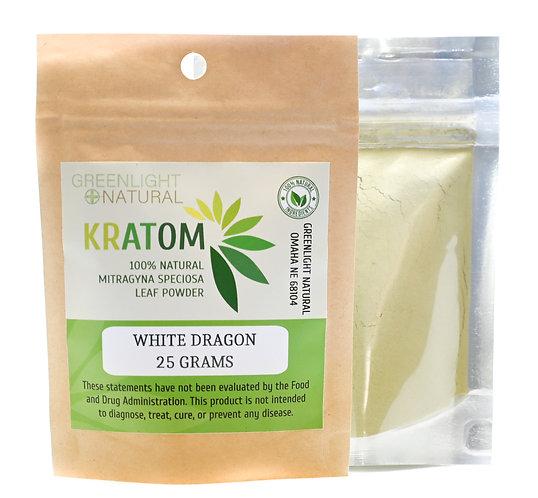 Kratom Capsules (White, Green, Red)