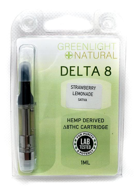 Delta 8 THC Vape Cartridge - 1ML (1Gram)