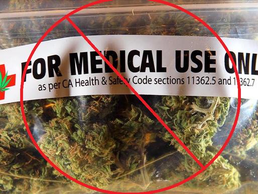 Say NO to Medical Marijuana: An Unpopular Opinion?