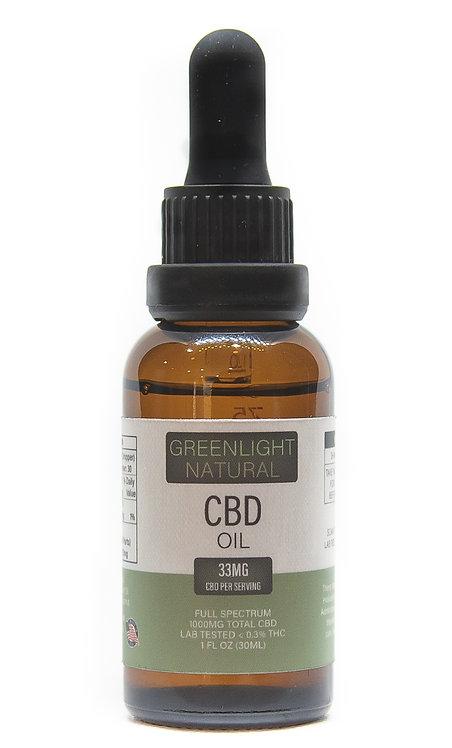 Full Spectrum CBD Oil 30ml (Choose Strength)