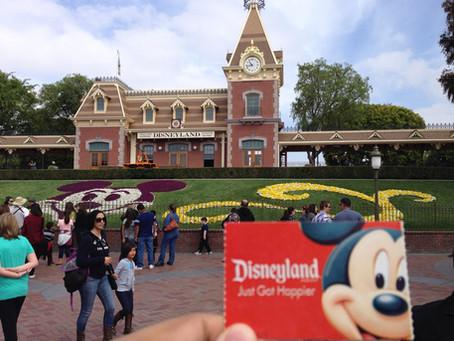 Parques de Disney, cierran por tiempo indefinido.