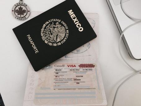 Permiso de entrada a Canadá SIN VISA