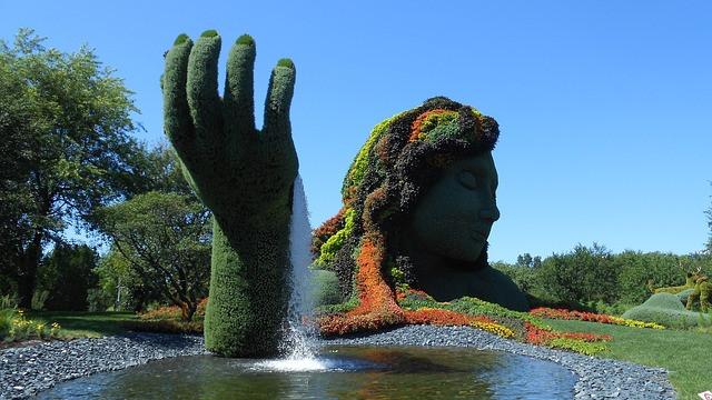 Jardínes Botánicos de Montreal