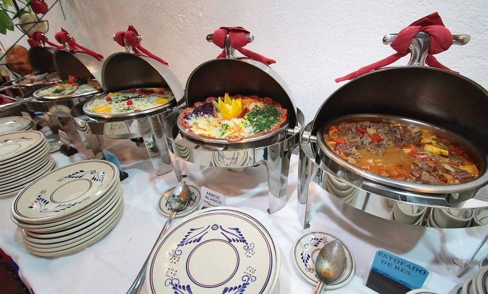 Cena o Comida Tradicional Mexicana en Restaurante El Taxqueño