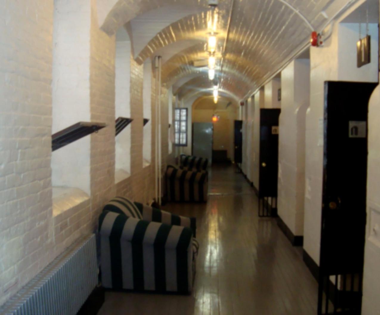 Pasillo HI Hostel Ottawa - De Viaje con Armando