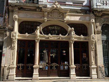 Lugares donde JK Rowling, SI escribió parte de sus libros de Harry Potter
