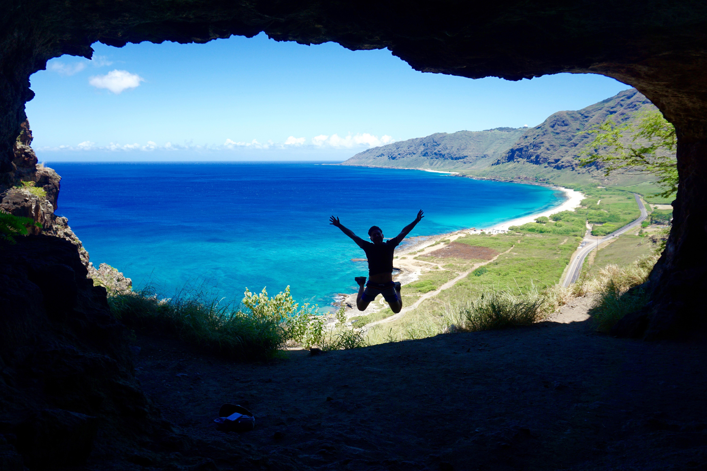 Makua Cave Westside Tour
