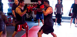 mixed martial art training image