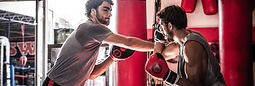 boxing class training image