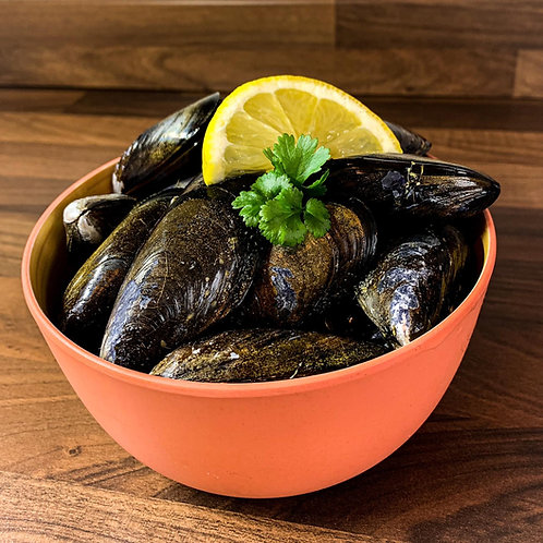 1kg Live Mussels