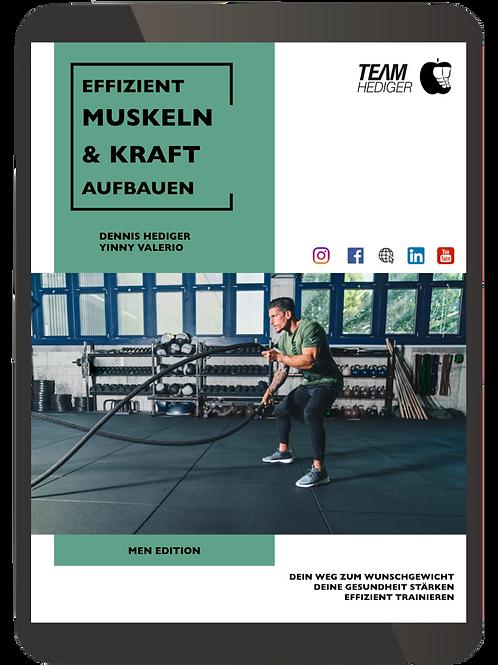Muskeln und Kraft aufbauen - Men Edition