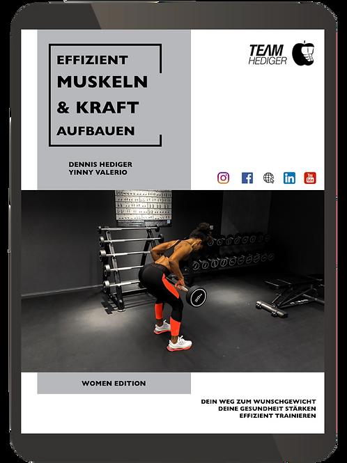 Muskeln und Kraft aufbauen - Women Editon