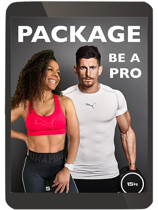 BE A PRO Package