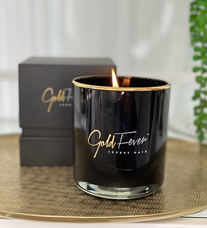 Gold Fever Luxury Candle