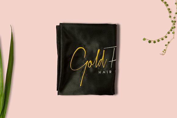 Gold Fever Cloak