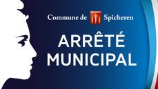 Arrêté Municipal COVID-19