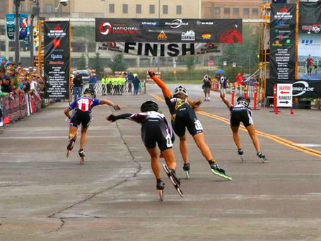 Drafting – How big a deal for marathon inline skating?