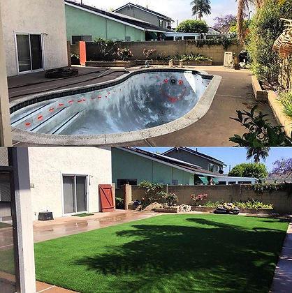 Artificial Turf Company, Artificial Turf Installation in OC