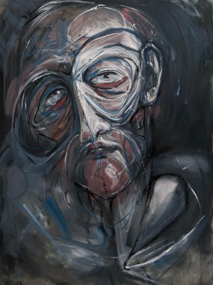 Portrait of a Man, 2019