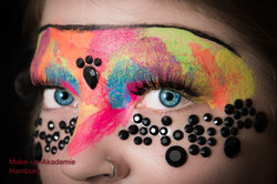 Neon-Make-Up