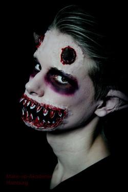Dämon Make up