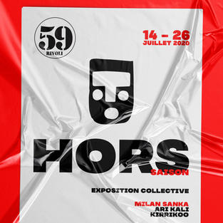 HORS - Collective exhibition