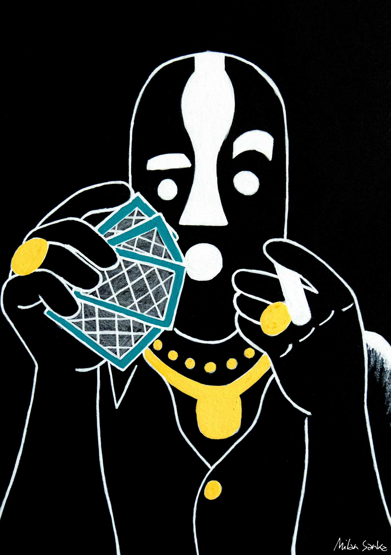poker 5 a5 casi
