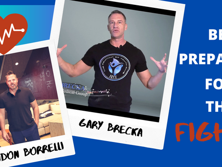 LL1: The Science of Bio Hacking for Optimal Health with Gary Brecka, CEO of Streamline Health