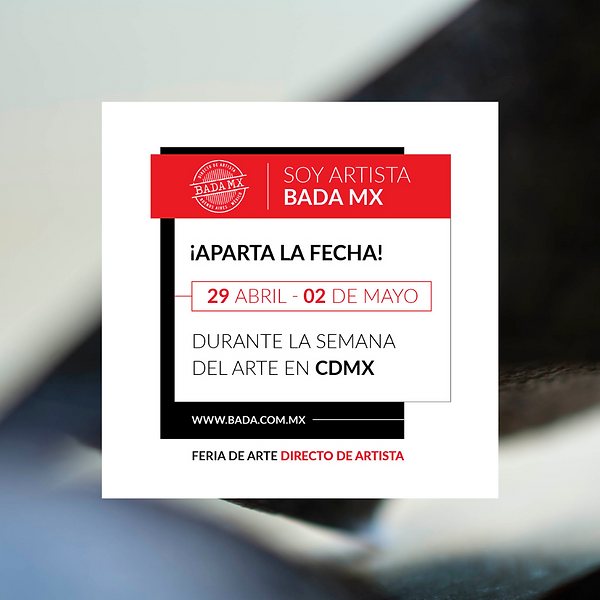 Gaby Lobato, BADA, Feria de arte 2021, arte mexicano