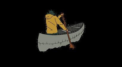 Birchwood Canoe Icon Grey Canoe.png